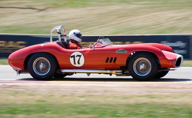 William Devin Sports Cars