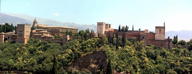 Granada Panorama 2