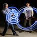 Glow Spirals by naturalturn
