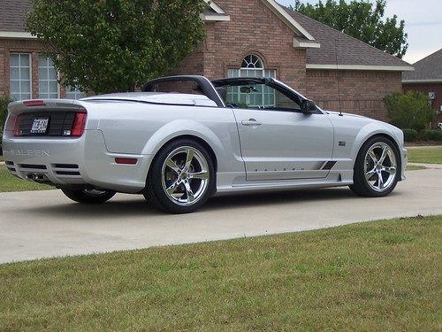 2007 saleen mustang s281 extreme barricade the decepticon. Black Bedroom Furniture Sets. Home Design Ideas