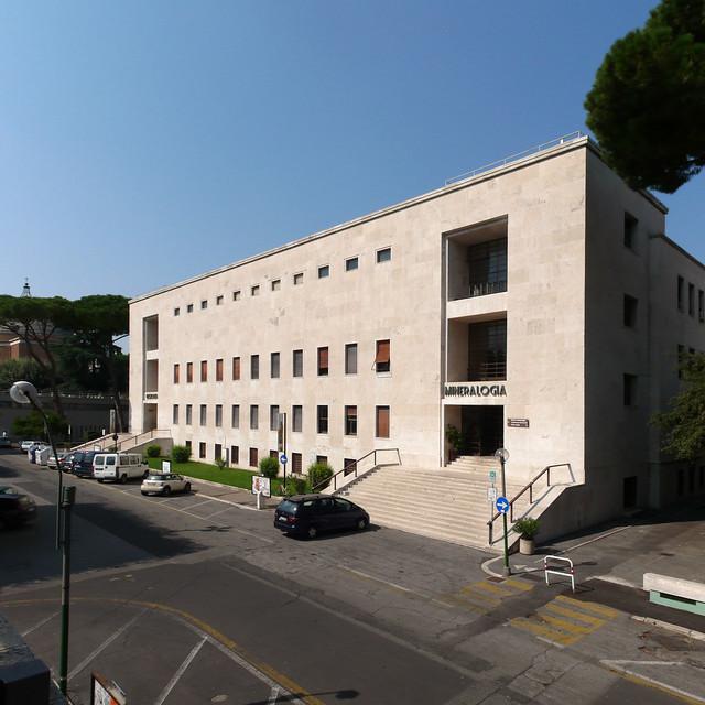 Isitituti di Geologia e Mineralogia - Università la Sapienza di Roma
