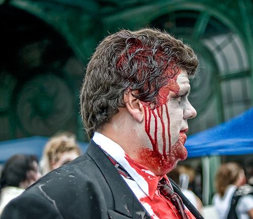 Recession Zombie