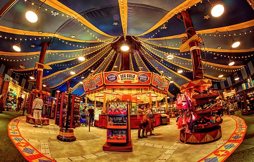 Under the Big Top