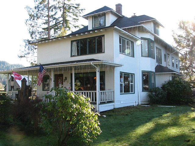 Cullen House In Forks Wa Flickr Photo Sharing