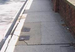 floor, asphalt, sidewalk, road, road surface, walkway, street, infrastructure, tarmac,