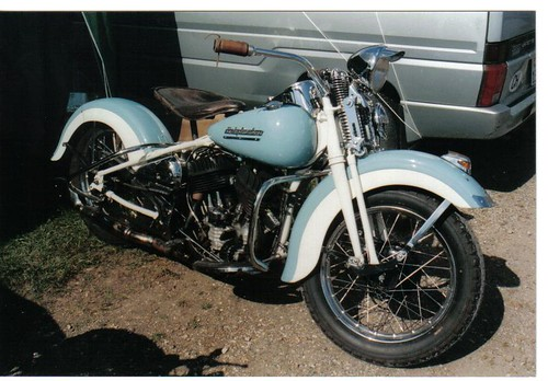 Harley-Davidson Flathead
