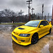 Yellow Evo HDR by Kyle McManus
