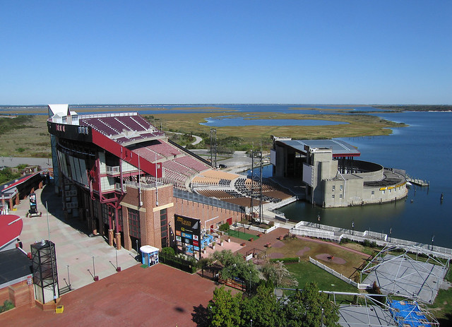 Jones Beach Amphitheater