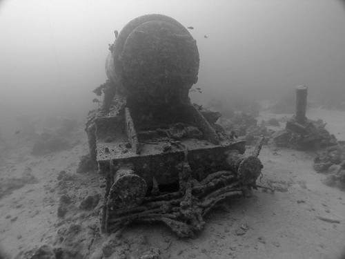 Thistlegorm Locomotive 2