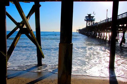 ocean california photo sanclemente orangecoast surfpier
