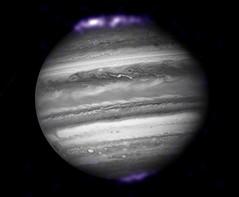 Chandra, Hubble, and New Horizon View Jupiter (NASA, 3/1/07)