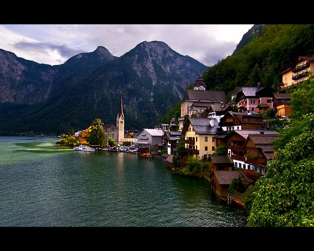 Goodbye Hallstatt