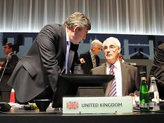 Gordon Brown and Alistair Darling