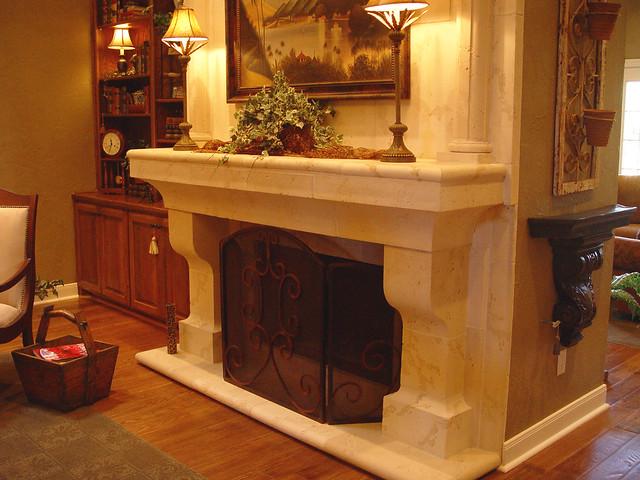 Tuscan Style Stone Fireplace Explore Stirling StoneWorks