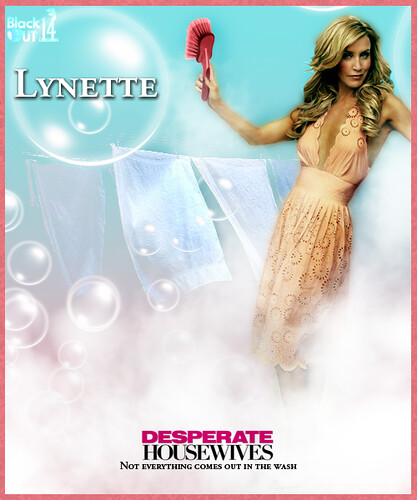 40. Lynette - Desperate Housewives Season 3