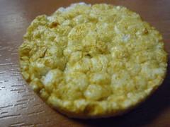 marmite rice cake