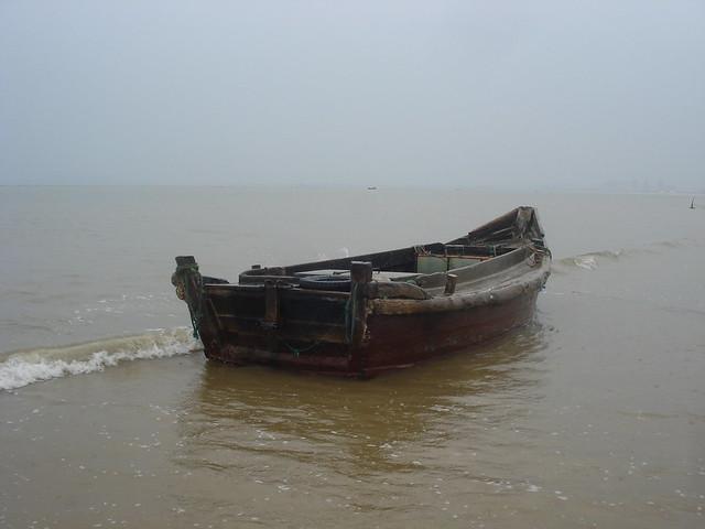 Yin Tan Beach, Shandong, North China