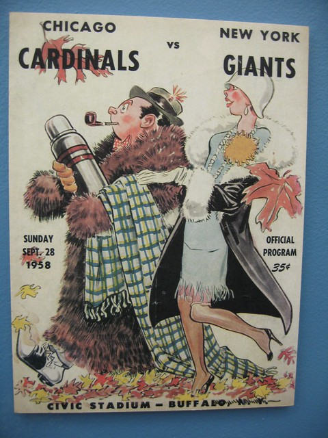 Vintage Football Poster 72