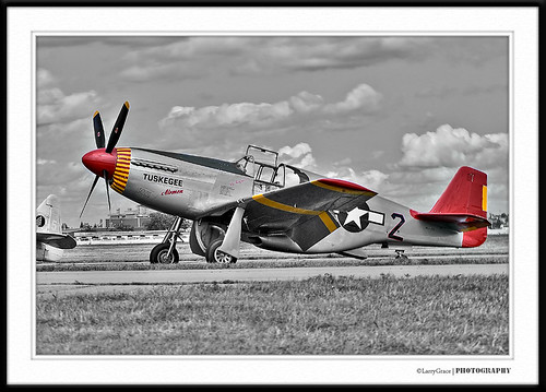 Red Tail Project P-51C Mustang