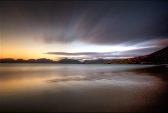 Fading Light : Luskentyre Beach