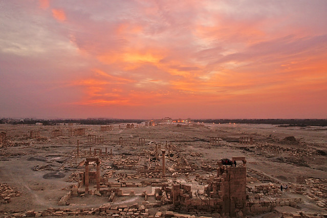 Sunrise Over a Lost Civilisation