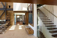 Modern House Staircases Wooden