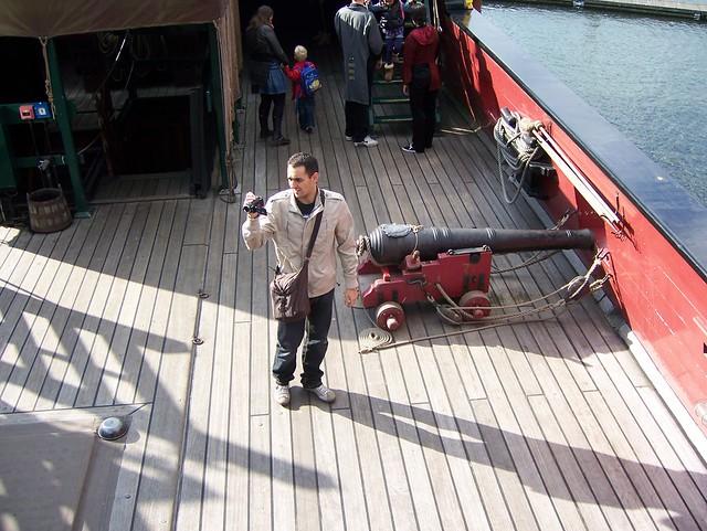 384 - Barco Amsterdam