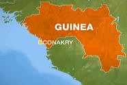 Map of the West African nation of Guinea-Conakry where the run-off elections has been delayed. The internationally-supervised poll has drawn criticism from opposition parties who are crying foul. by Pan-African News Wire File Photos