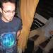 Nerd in artsy tshirt by Daniel Williams