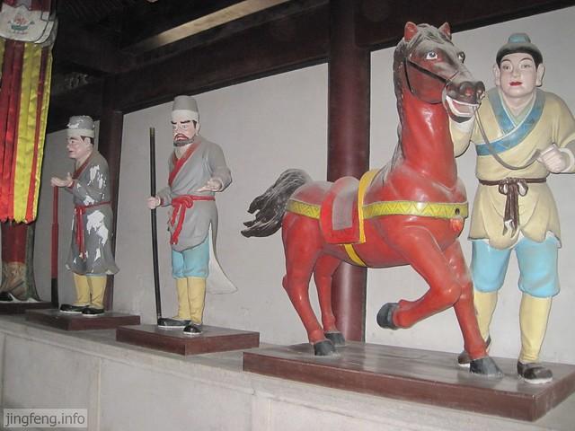 安昌古镇 城隍庙 (9)