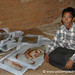 Burmese Sand Paintings - Bagan, Burma