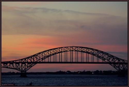 bridge pink sunset sky stilllife newyork nature water outdoors landscapes nikon longisland dslr soe imran rosepetal d300 blueribbonwinner otw imrananwar goldstaraward spiritofphotography rubyphotographer simplystunningshots