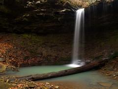 Haw Creek Falls & Pack Rat Falls