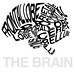 The Brain Typography