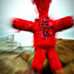 Zelma the Red Love Draw Voo Doo Doll Visits the Red River -