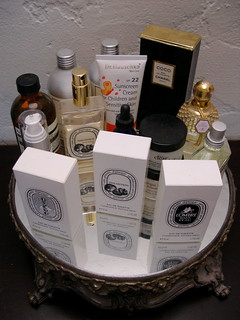 toiletries for sale or barter