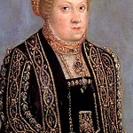 Catherine of Austria, Great Granddaughter of Juana of Castile, Great-Niece of Catherine of Aragon