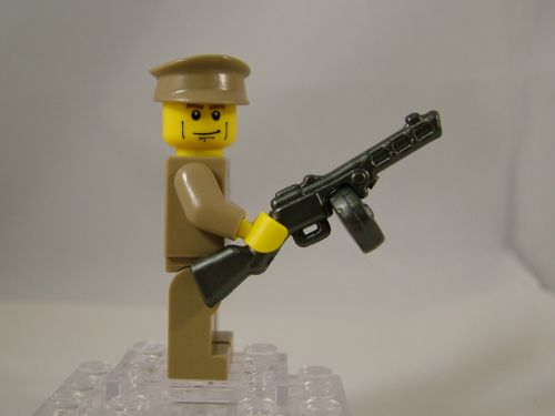 BrickArms PPSh Prototype 02