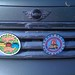 AMVIV Grille Badges