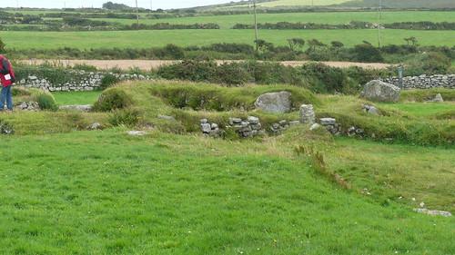 Carn Euny Ancient settlement,Cornwall