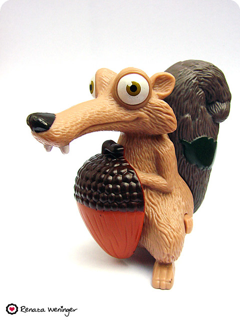 Toys From Ice Age 1 : Scrat flickr photo sharing