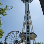 Seattle Center and Space Needle 056