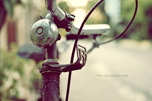 The Old Bicycle Bell