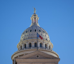 Texas Capitol Dome by atxryan