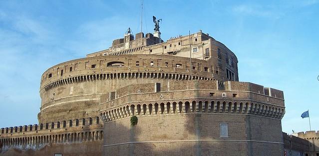 Mausoleum of Hadrian (Castel S. Angelo), Rome
