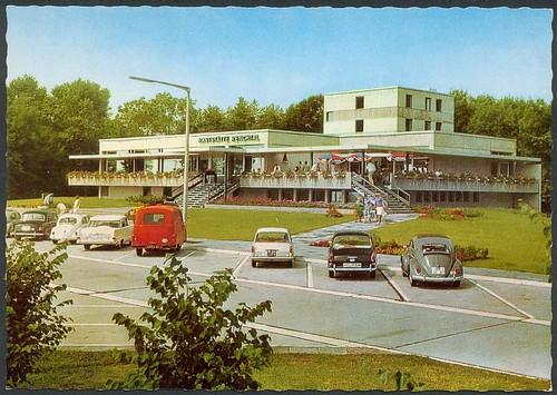 """bundesautobahn-raststätte """"renchtal-west"""" by hansaviertel"""