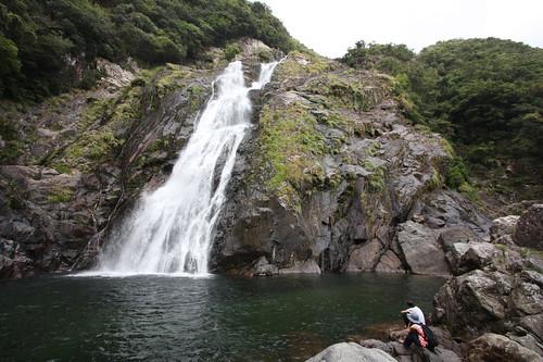 Okawa no taki waterfall #004