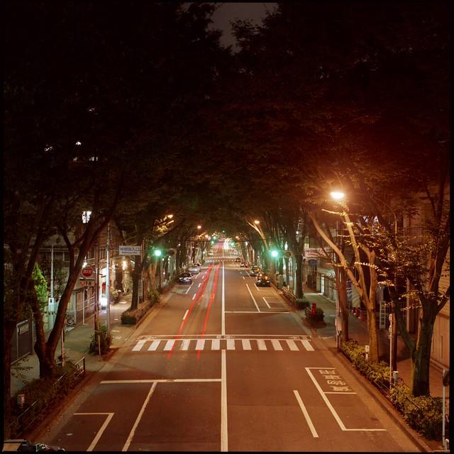 阿佐ヶ谷定点観測 2009/09/13 夜