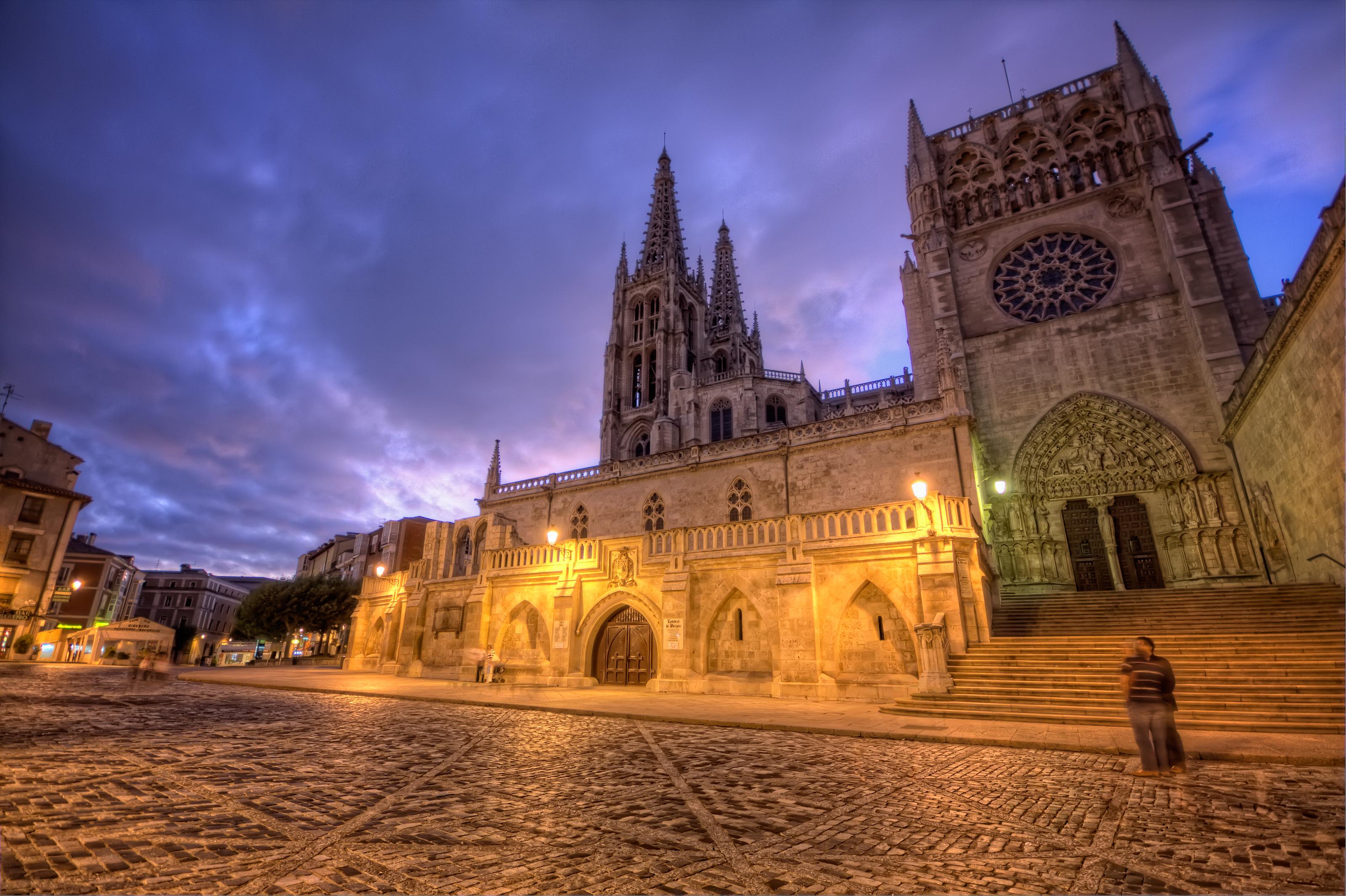 Burgos Cathedral – Catedral de Burgos HDR 4  Flickr ...