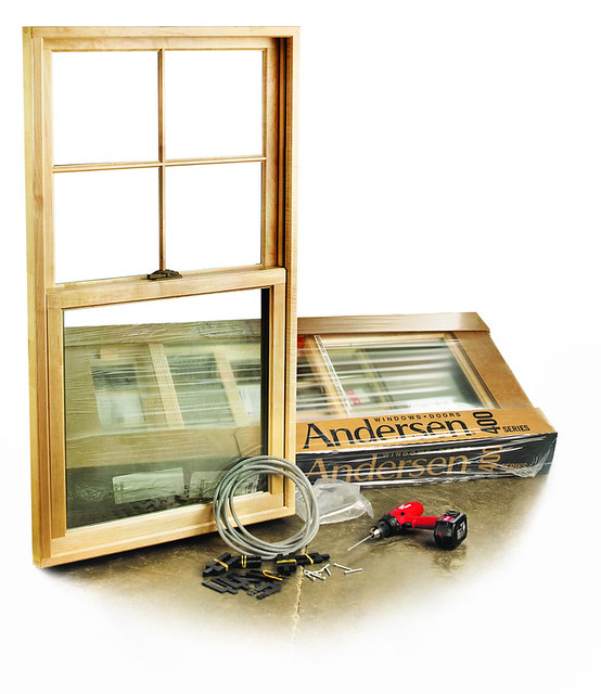 Replacement Window Kit Andersen 400 Series Woodwright